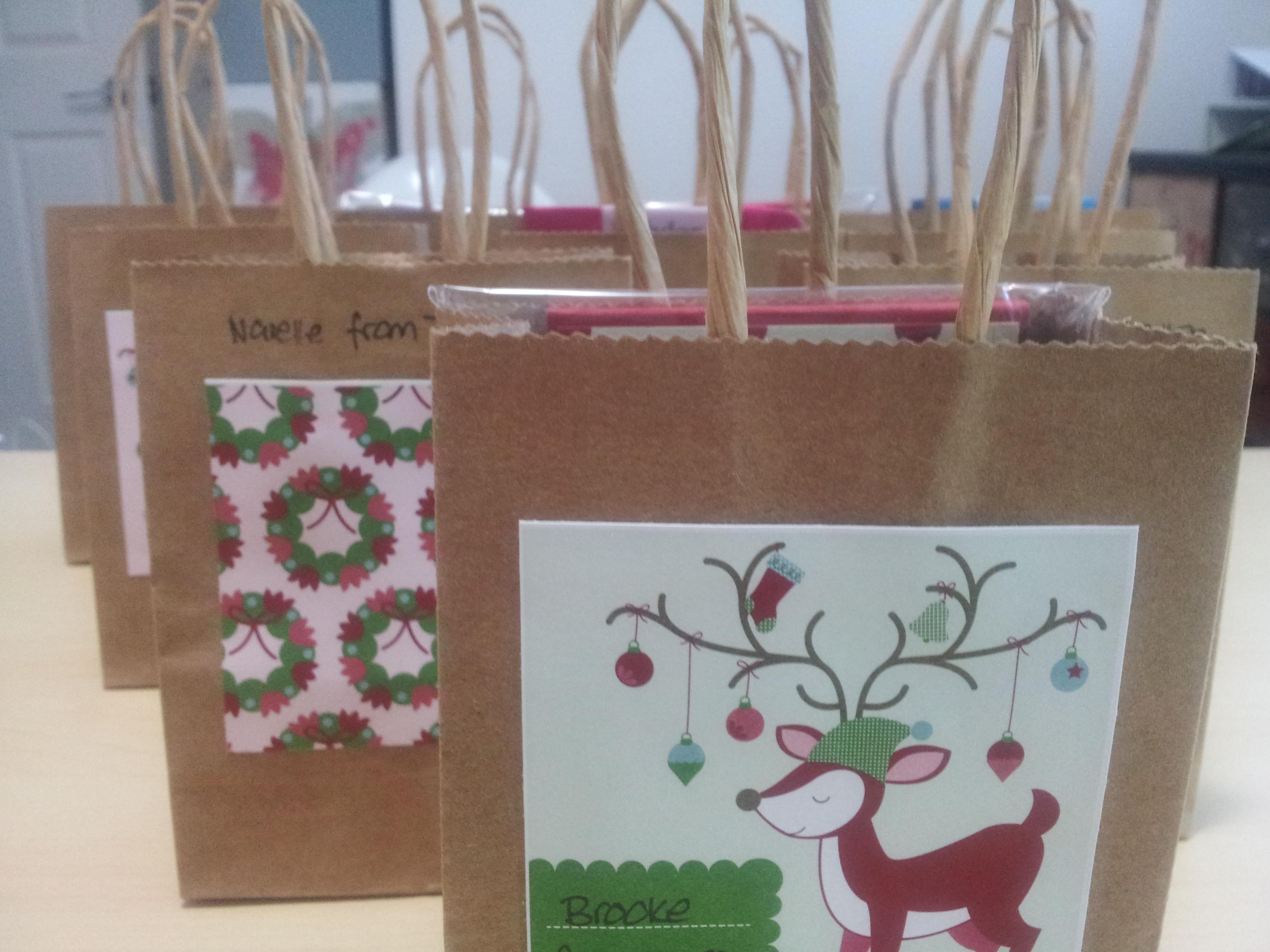 Gift bags caros pretty things 20121213162001 negle Gallery