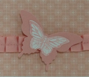 Butterfly card copy