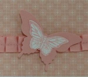 Butterfly card copy
