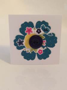Blossom punch Garden Party gift card