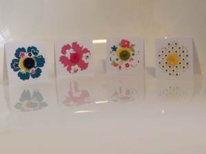 Blossom Punch gift card set