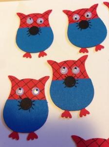 Spider owls