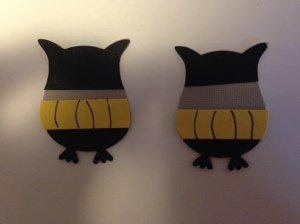 Bat owl belts