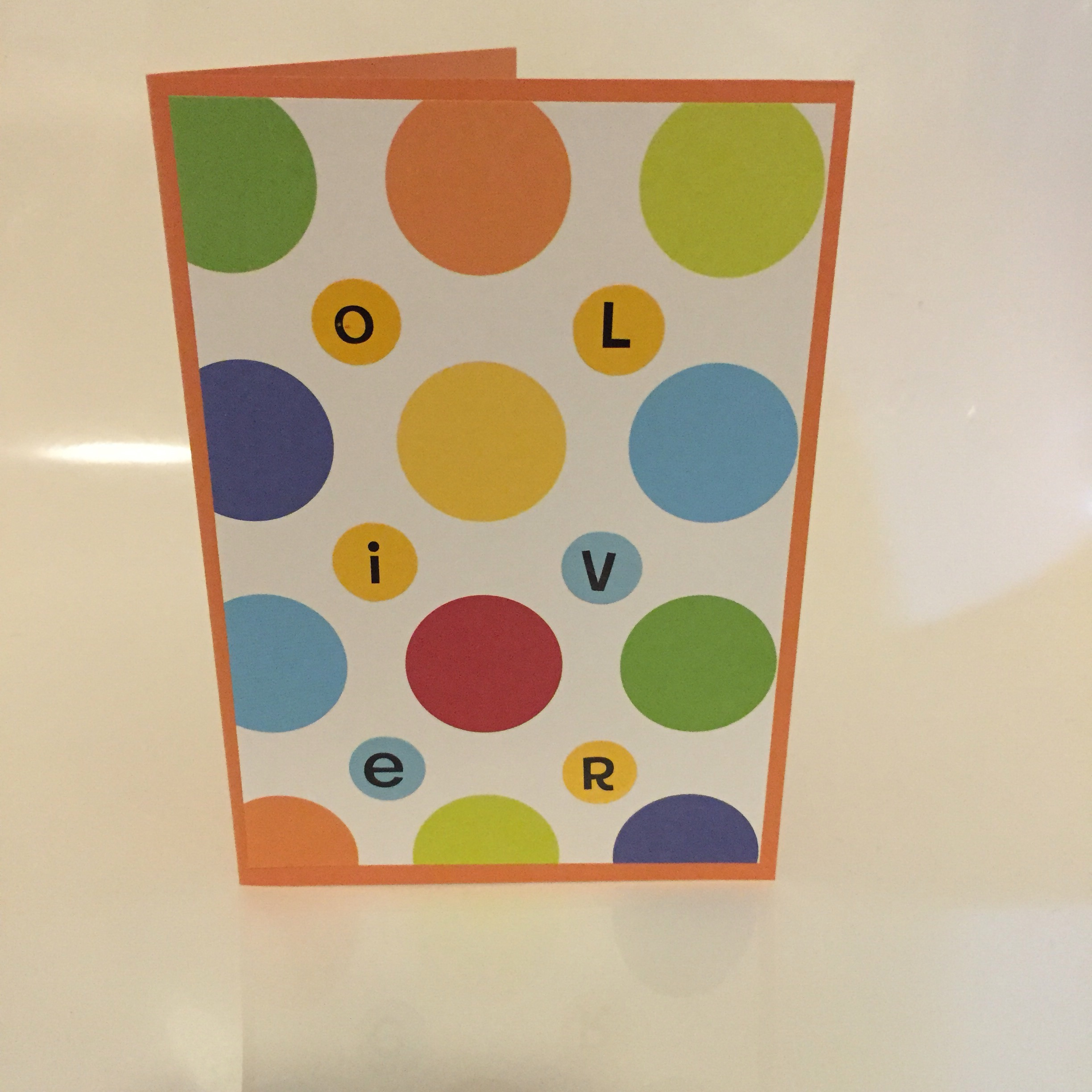 Easy Card Making Ideas For Kids Part - 38: Carou0027s Pretty Things